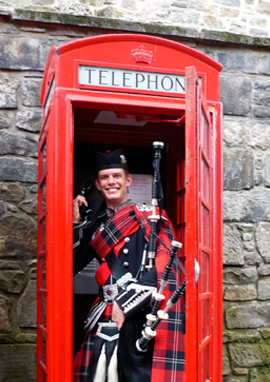 contact piper bagpiper